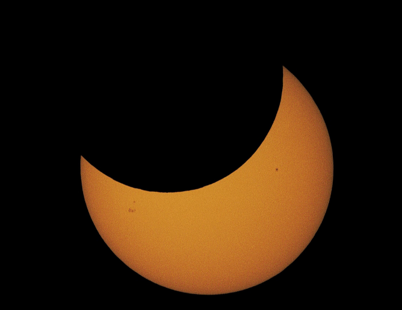 Partial Solar Eclipse Visible from Australia: April 2014