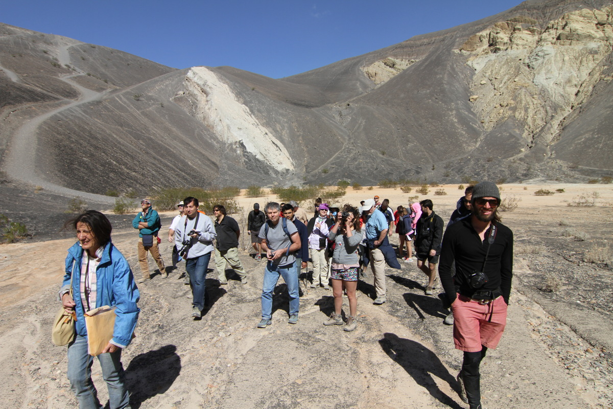 'MarsFest' Gives Public a Glimpse at Science in the Marslike Death Valley (Photos)
