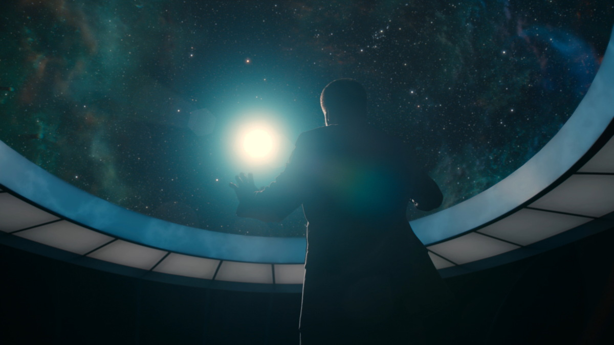 Tyson Explores the Lives of Stars on 'Cosmos'