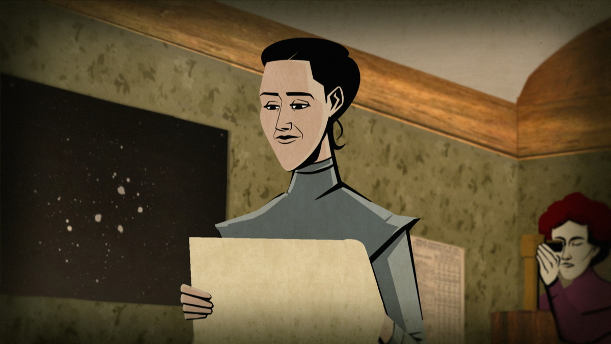 Astronomer Henrietta Swan Leavitt on 'Cosmos'