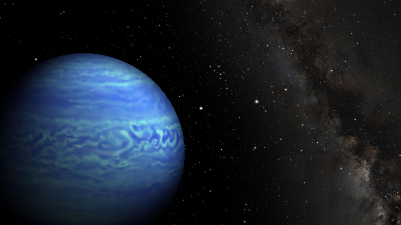 The coldest known brown dwarf