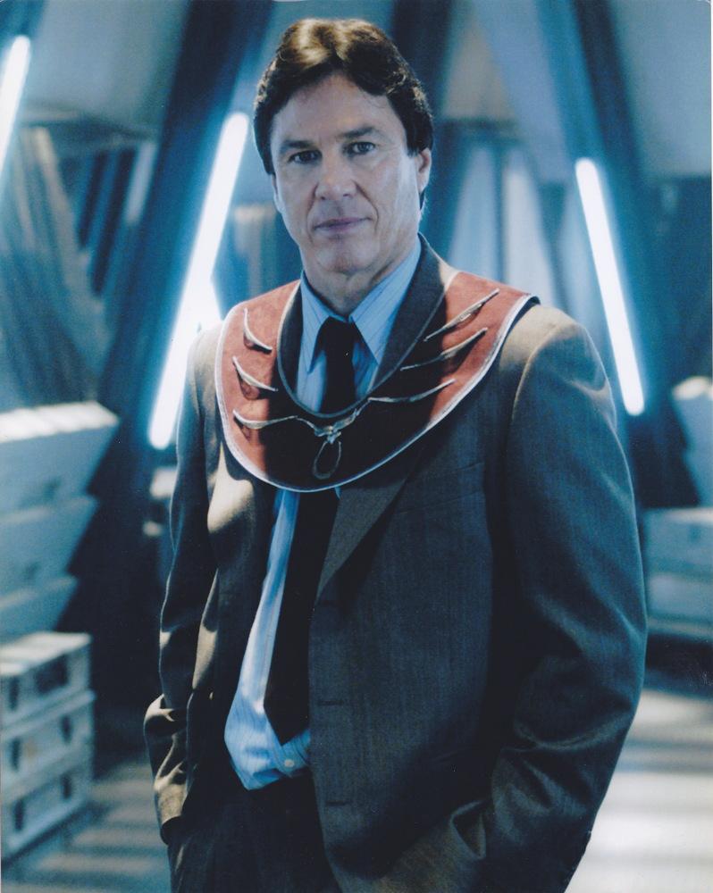 'Battlestar Galactica's' Richard Hatch Talks 'Star Trek' and Sci-Fi History