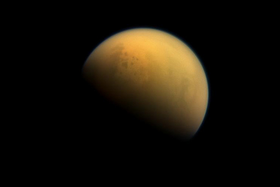 Saturn's moon Titan boasts lakes of ethane and methane, the only body in the solar system other than Earth known to hold liquid water on its surface. Extrasolar moons like Titan could exist in the increased habitable zone of close binary star systems.