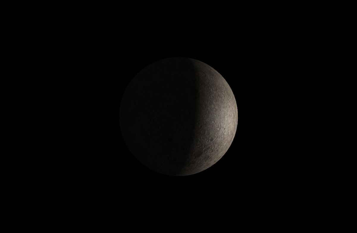 Mercury, May 2014
