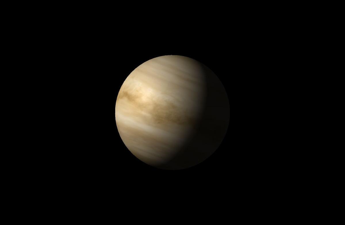 Venus, May 2014