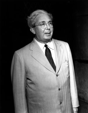 "Physicist Leo Szilard wrote a letter to President Roosevelt warning of the danger inherent in allowing German scientists to be the first to develop the atomic bomb—as well as a followup ""scientific and politcial blackmail"" letter."