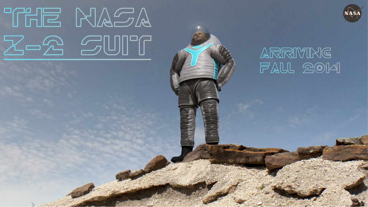 'Technology' Spacesuit Design Wins
