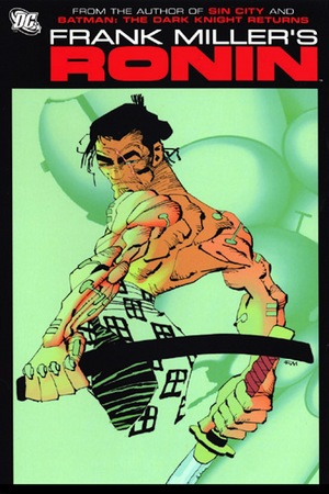 Frank Miller's Ronin is one of three comic books coming to Syfy.