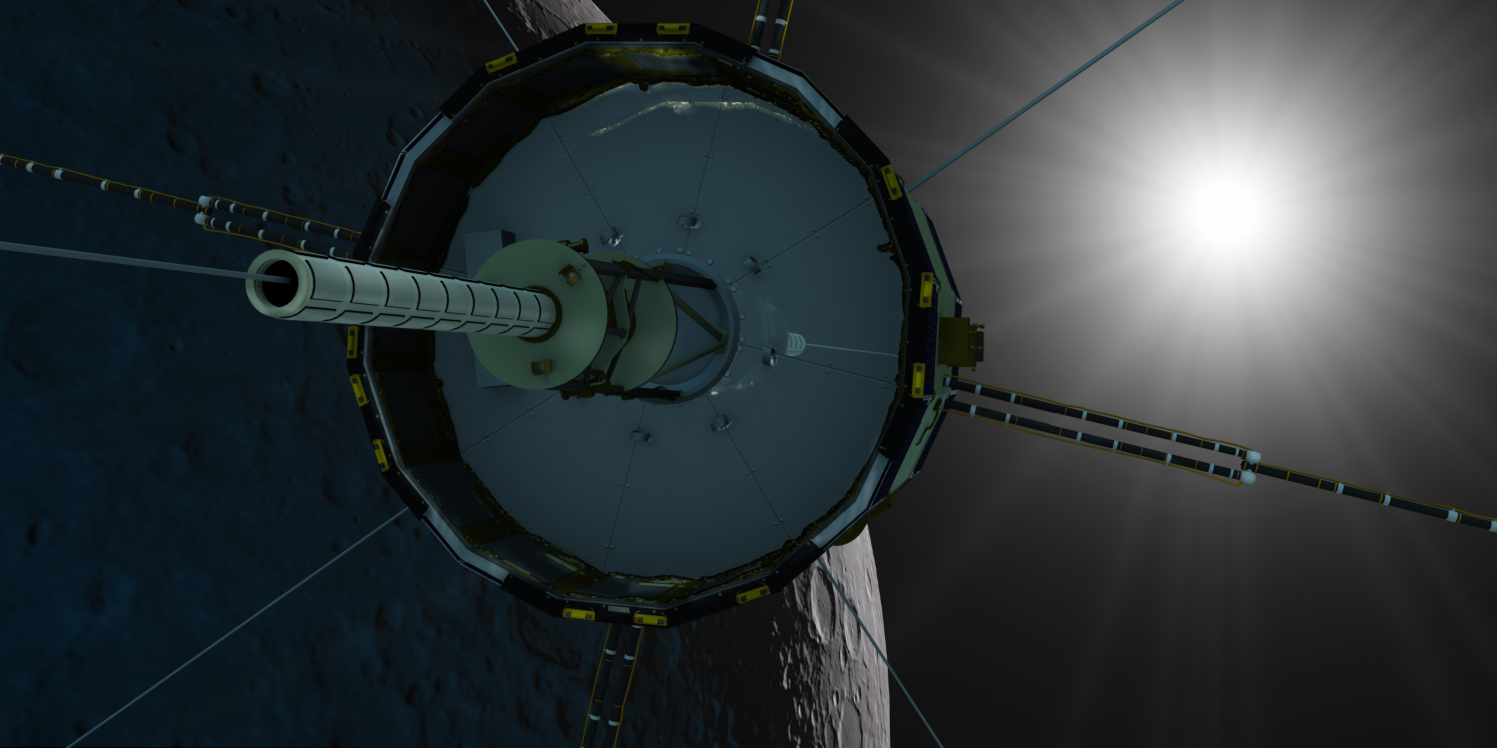 Private Team Reaches Crowdfunding Goal To Reboot 36-Year-Old NASA Probe