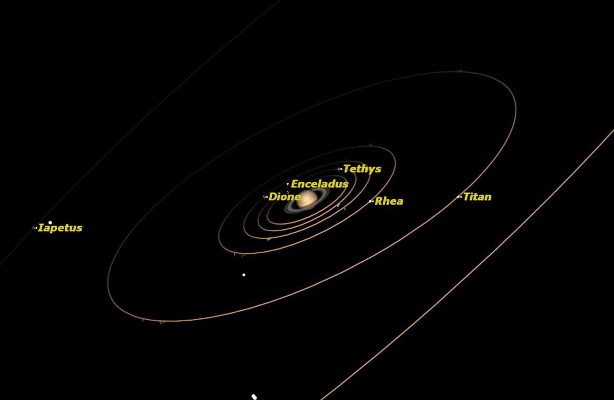 Saturn Season Shines in May Night Sky: Where to Look
