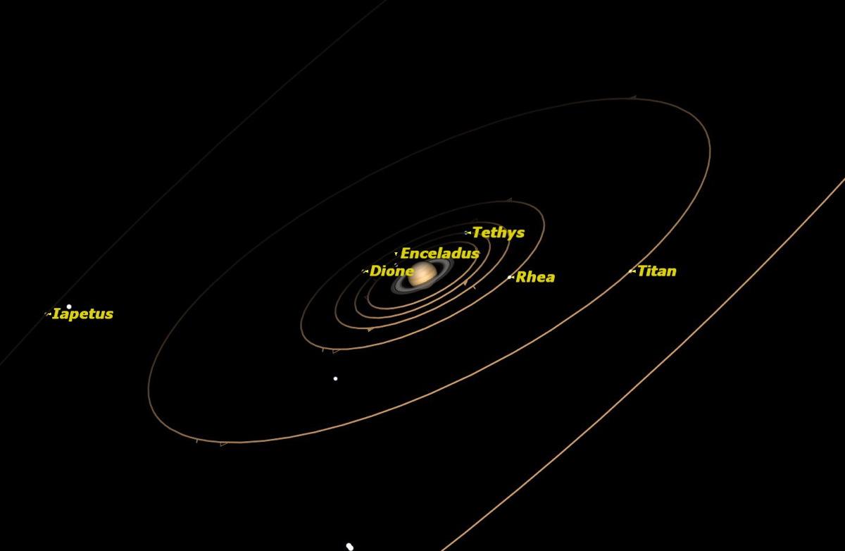 Saturn Season Shines in May Night Sky: Where to Look