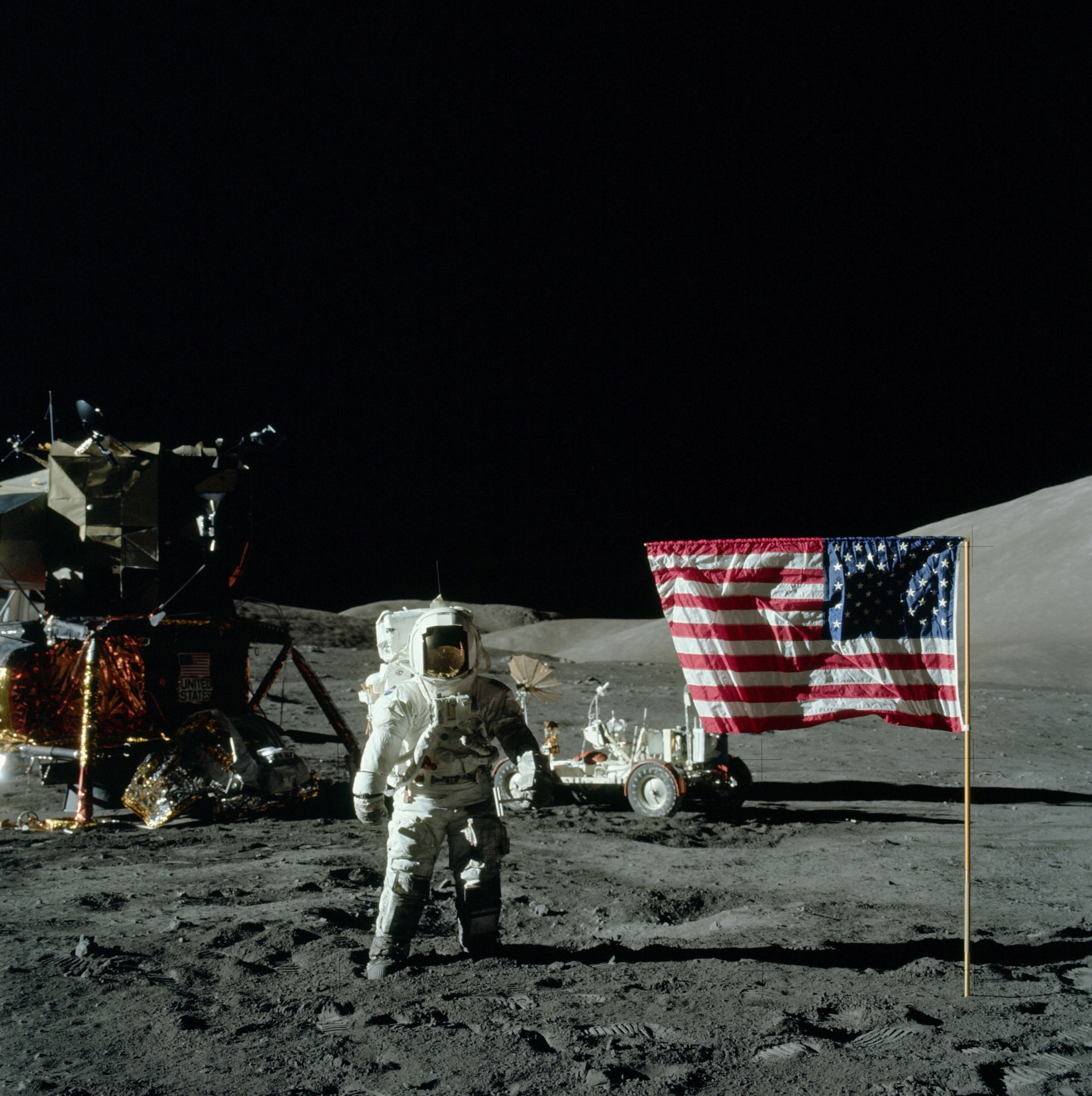 Moonwalker Jack Schmitt and the Future of US Space Exploration (Exclusive Interview)
