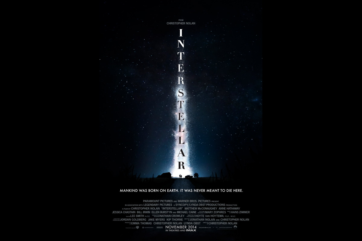 'Interstellar' Teaser Poster Revealed (Photo)