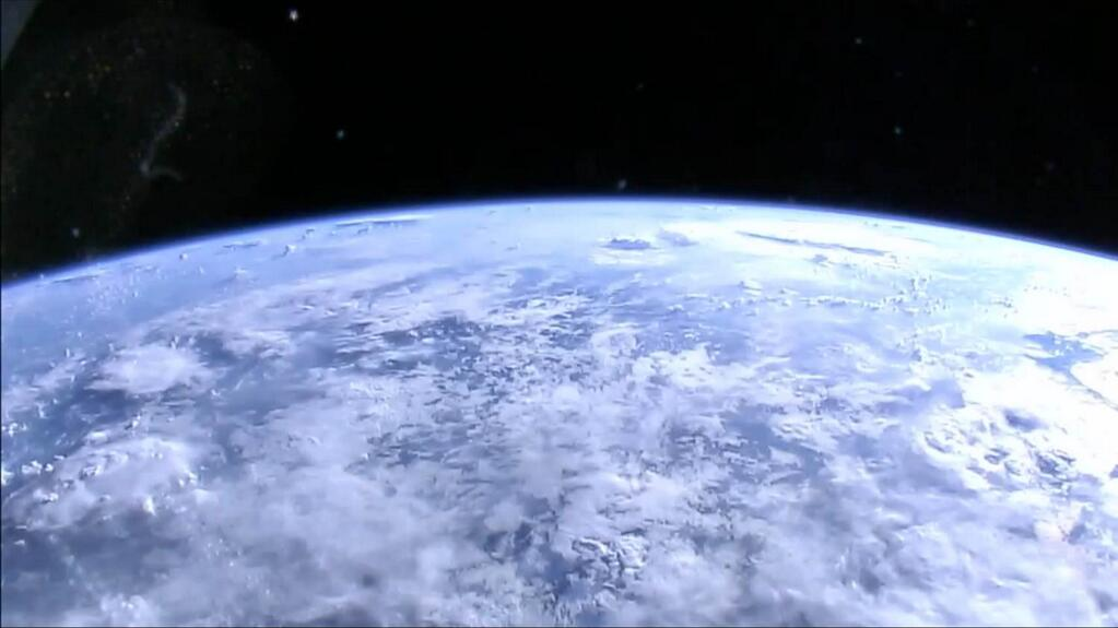 Live HD Earth Viewing from the Space Station