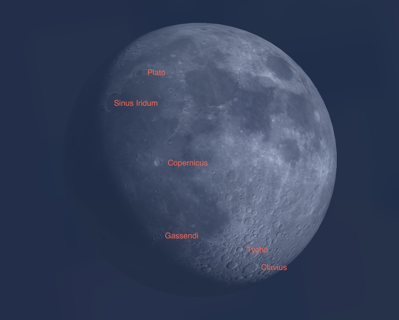 Best Time to Observe the Moon This Month Is Now