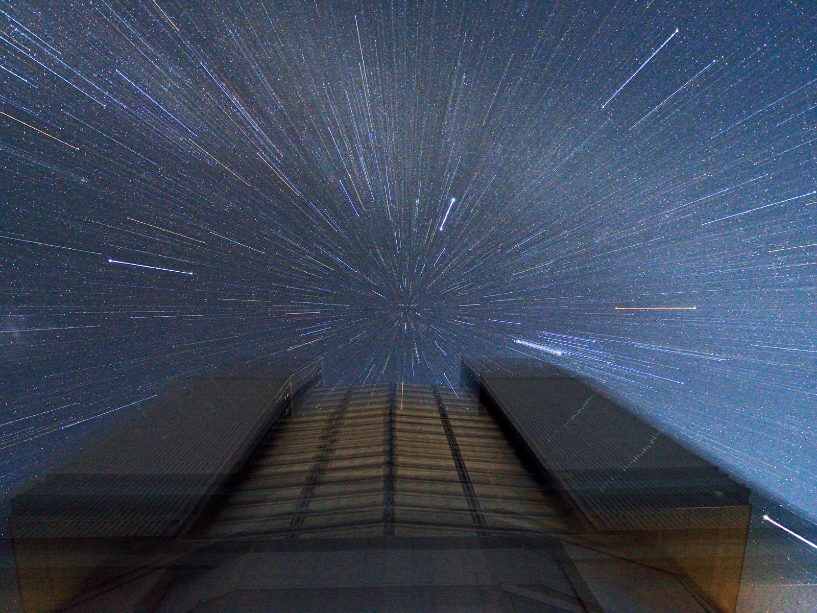 Strange View | Space Wallpaper