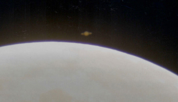As Saturn Slips Behind the Moon (Op-Ed)