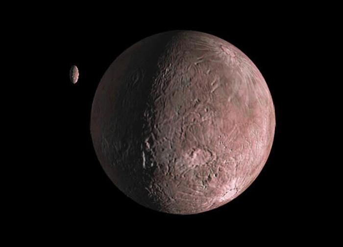 Quaoar: Planetoid Beyond Pluto