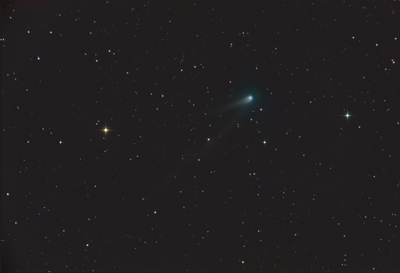Two Comets Visible in Telescopes This Month: Where to Look
