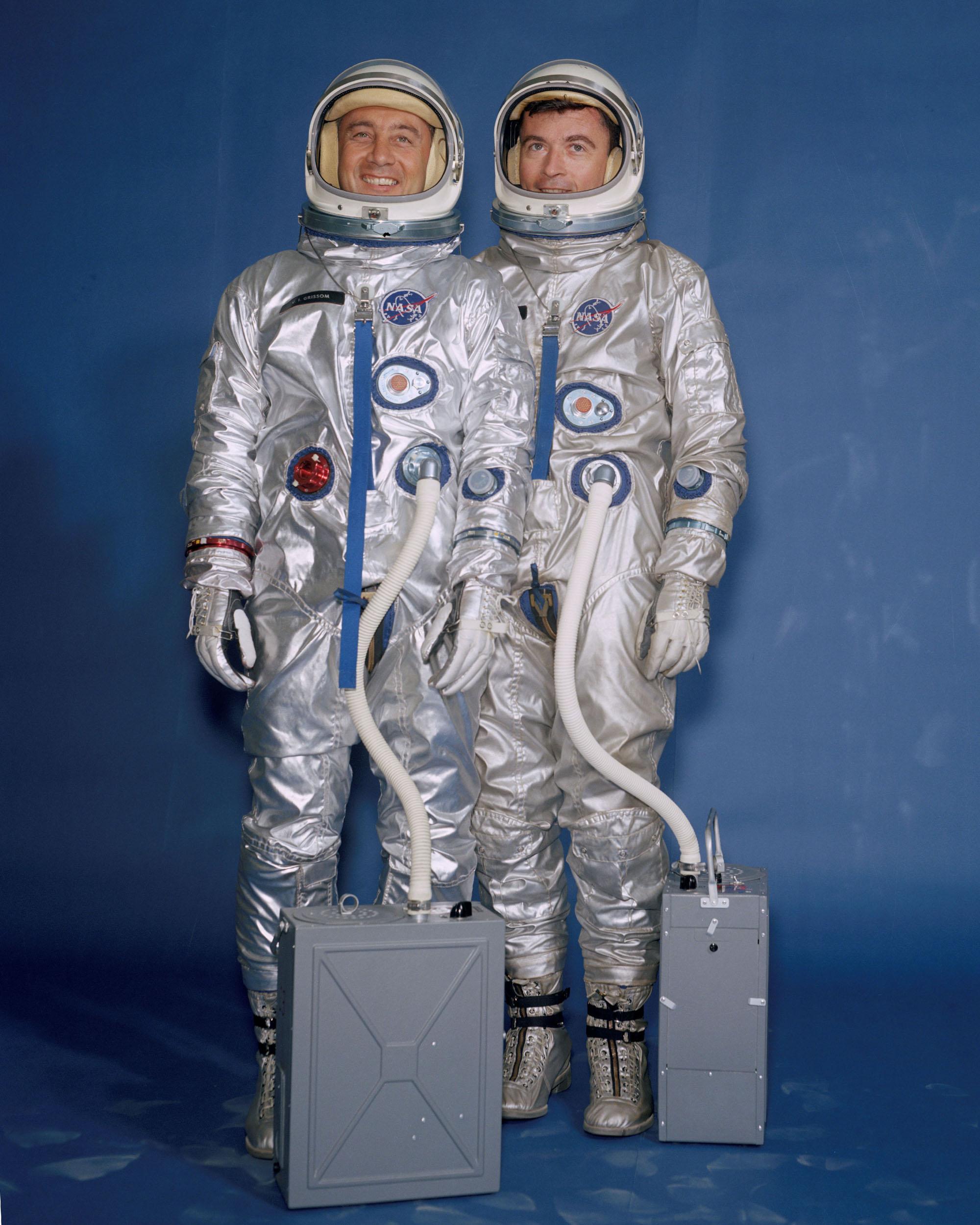 Project Gemini Mission Spacesuits