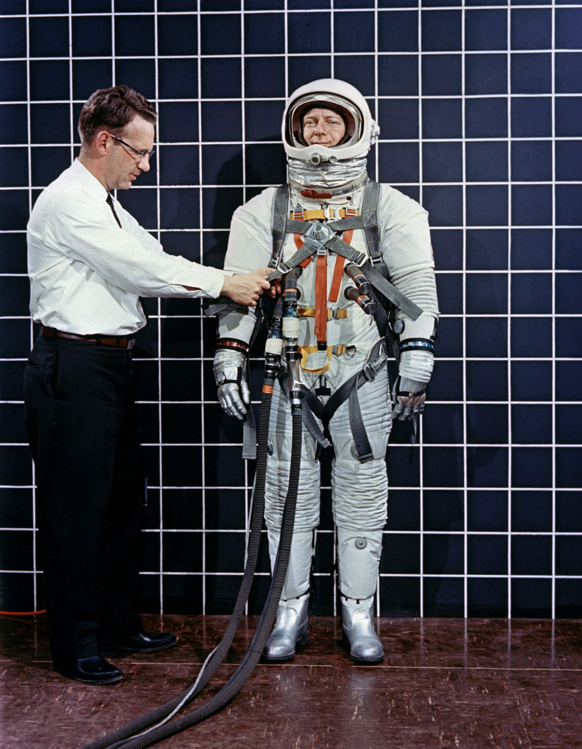 Project Apollo Spacesuit