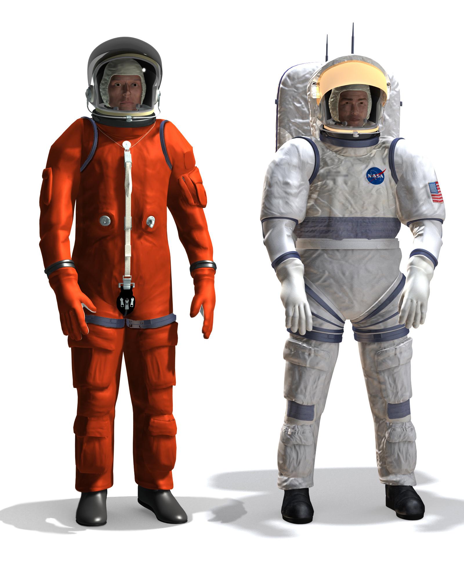 Future Spacesuit Concept