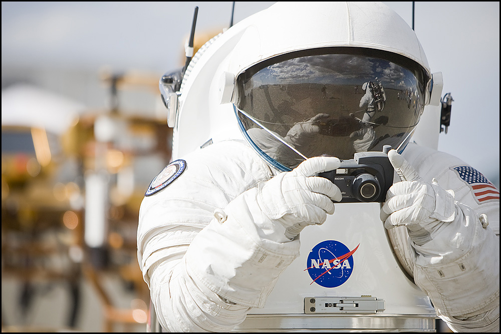 The Future of Spacesuits