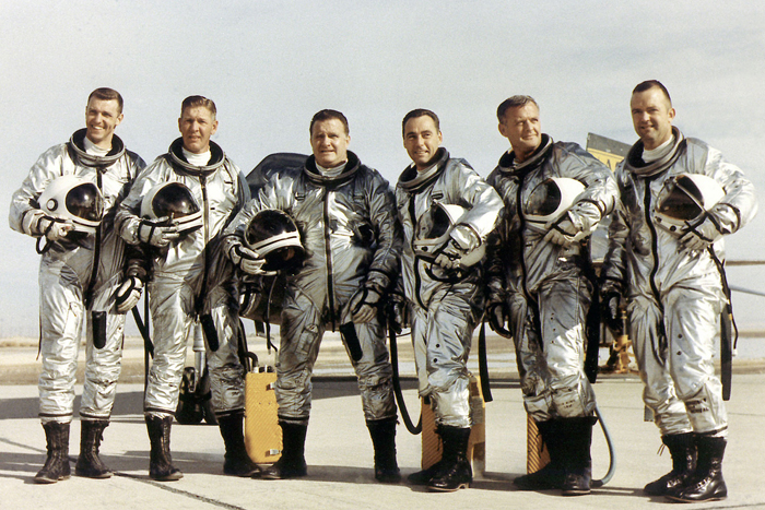 Space History Photo: X-15 Pilots