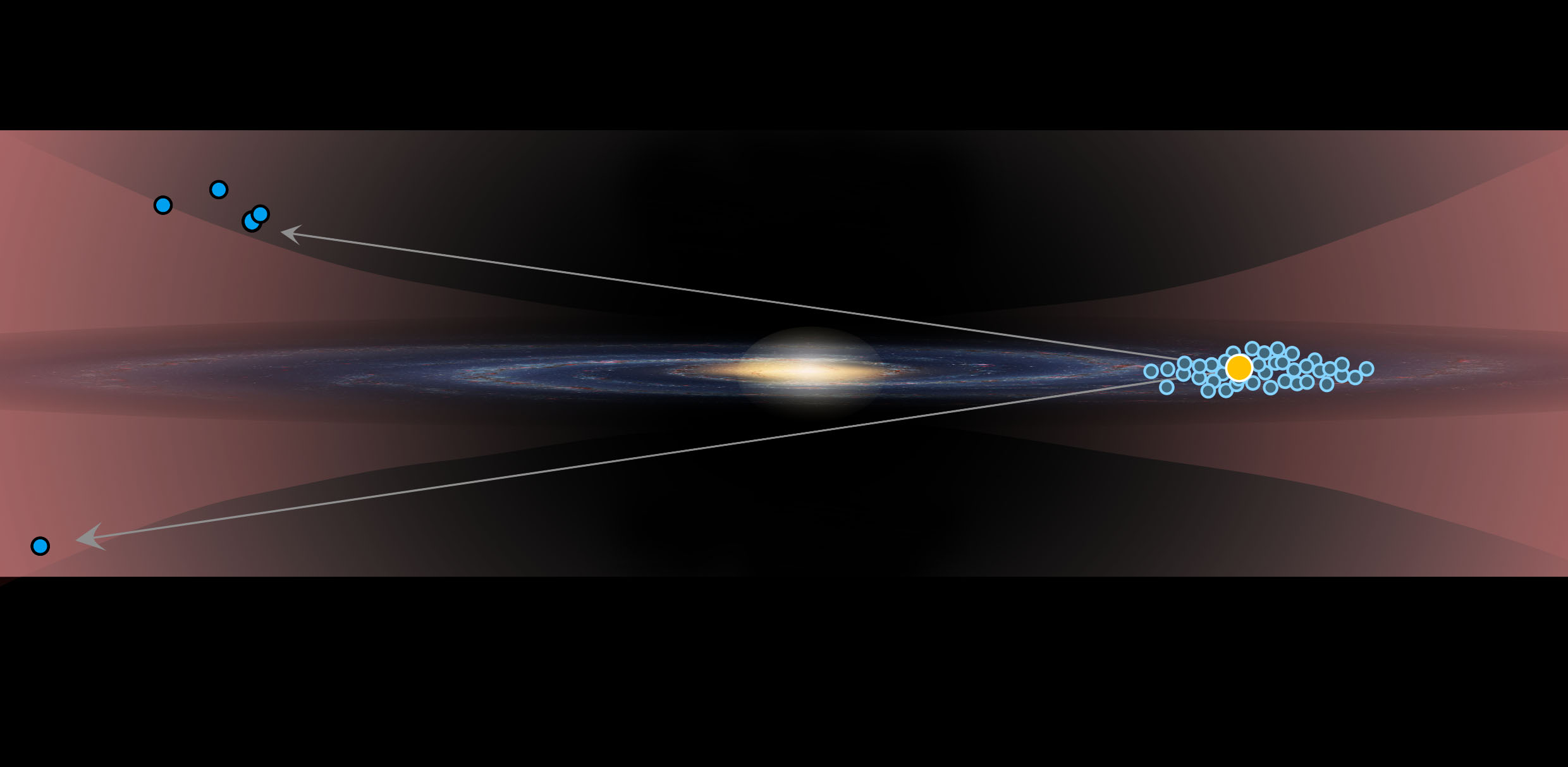 Pulsing Stars Help Map Milky Way's Outer Reaches