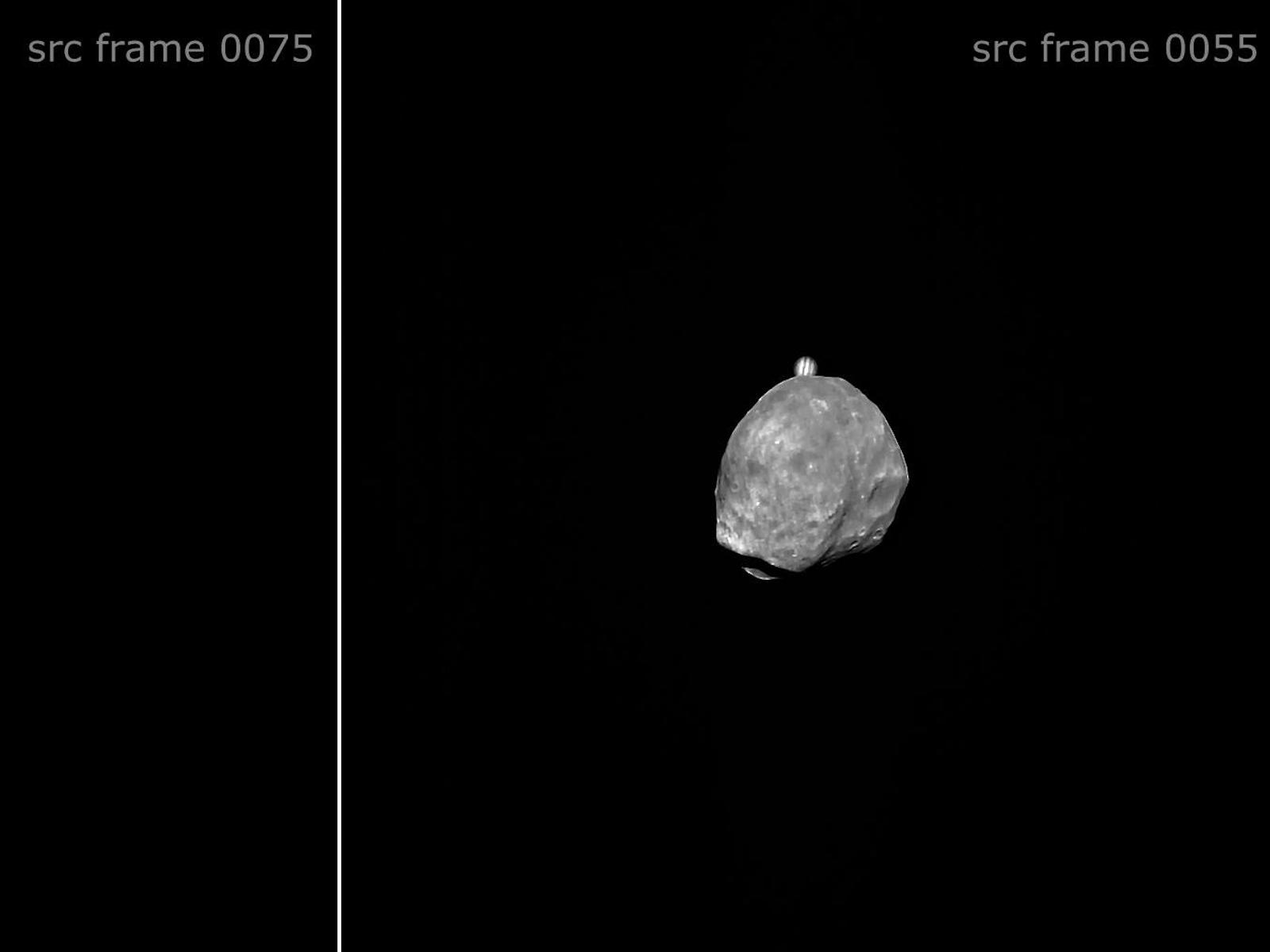 Phobos and Jupiter Align