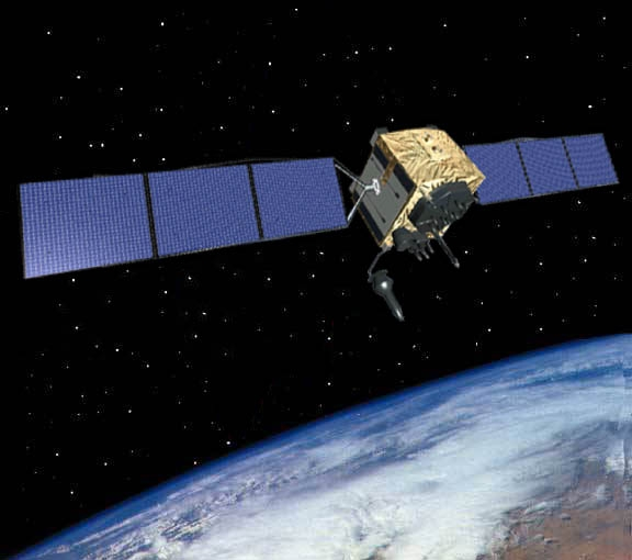 GPS IIF Satellite