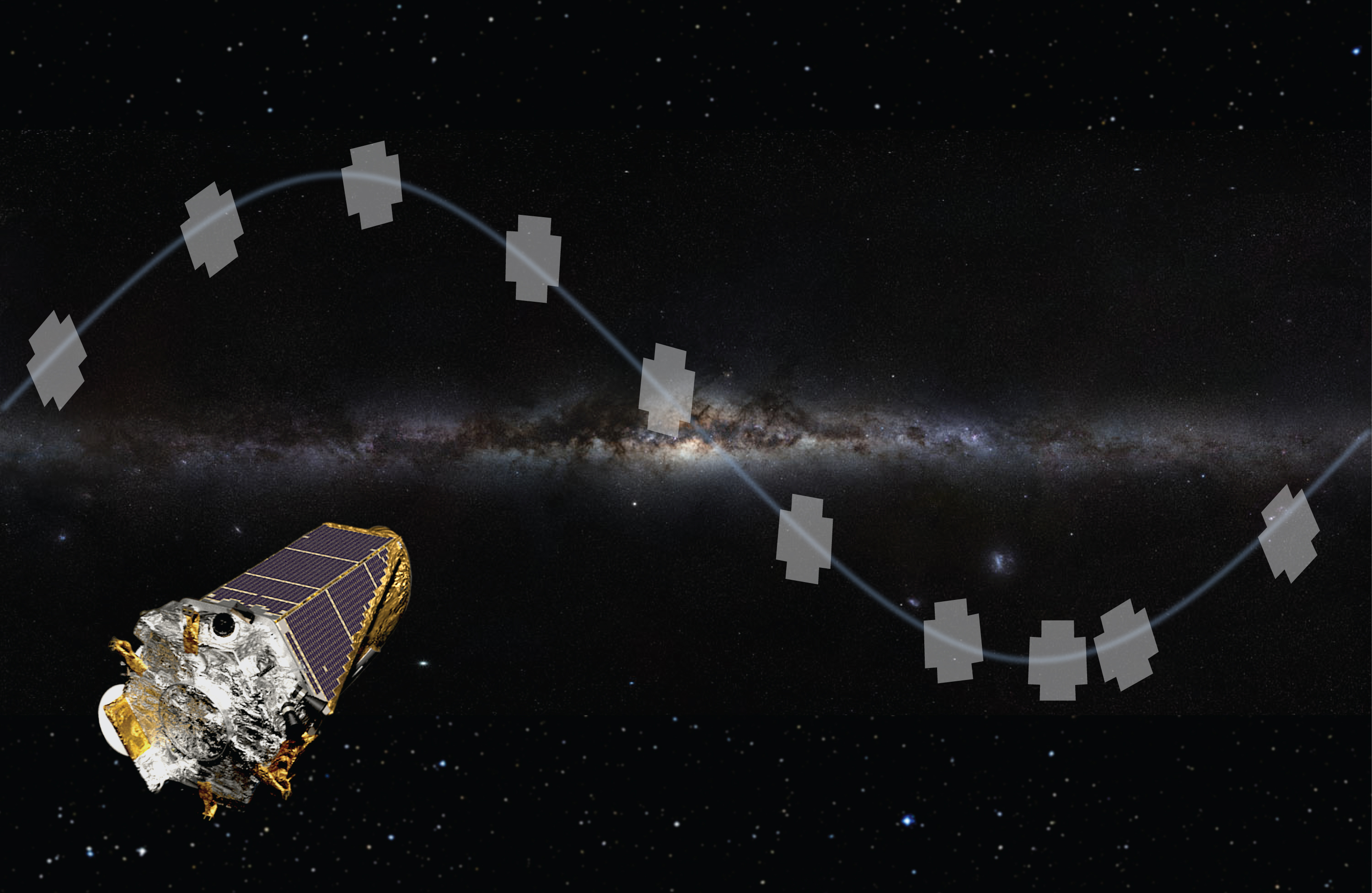 NASA's Exoplanet-Hunting Kepler Space Telescope Gets New Mission