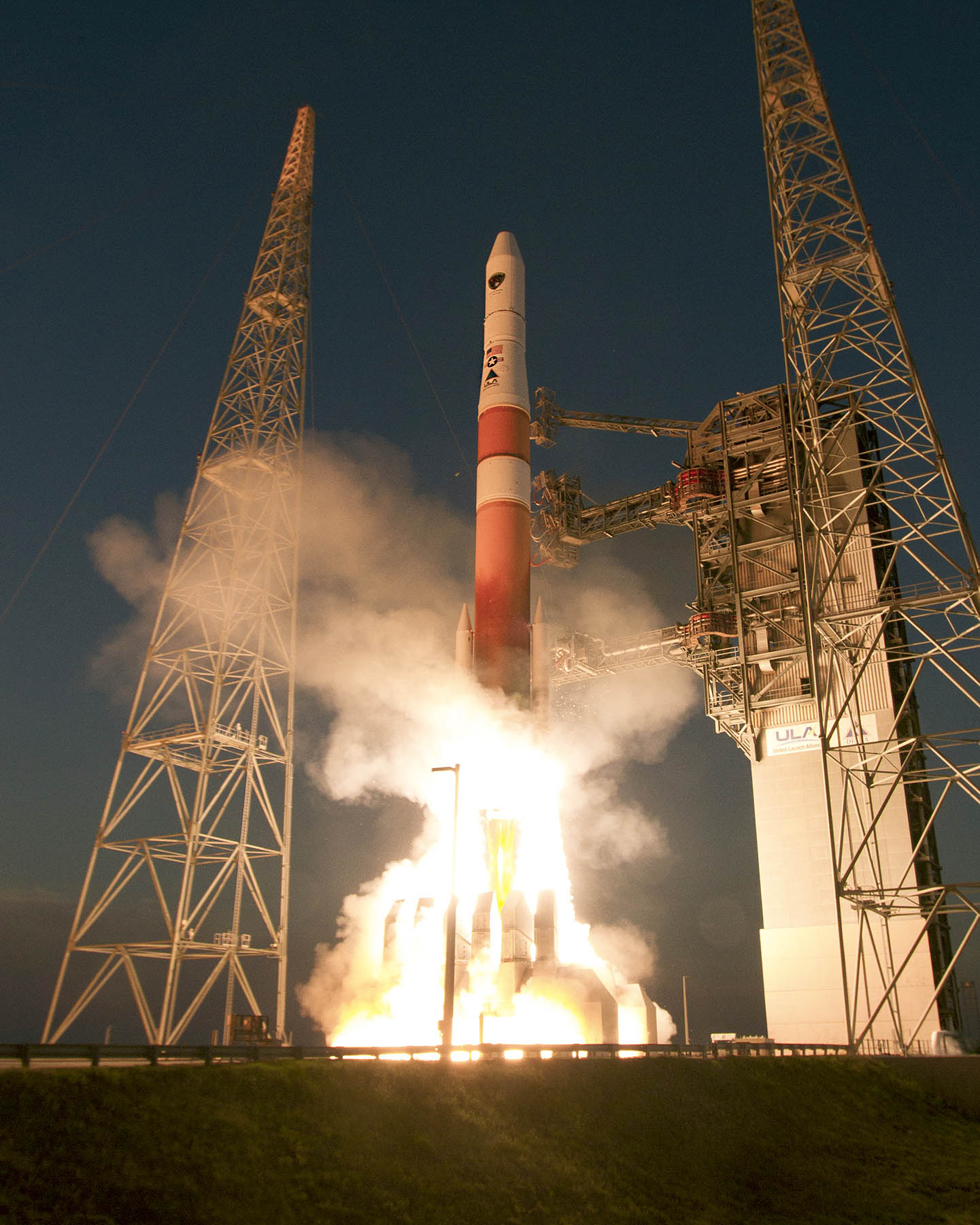 Atlas 5 Launches GPS Satellite