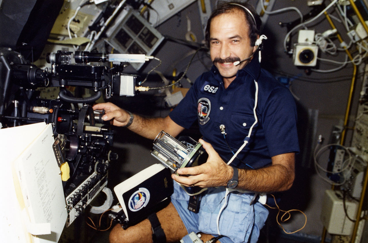 Wubbo Ockels, First Dutch Astronaut to Fly in Space, Dies at 68