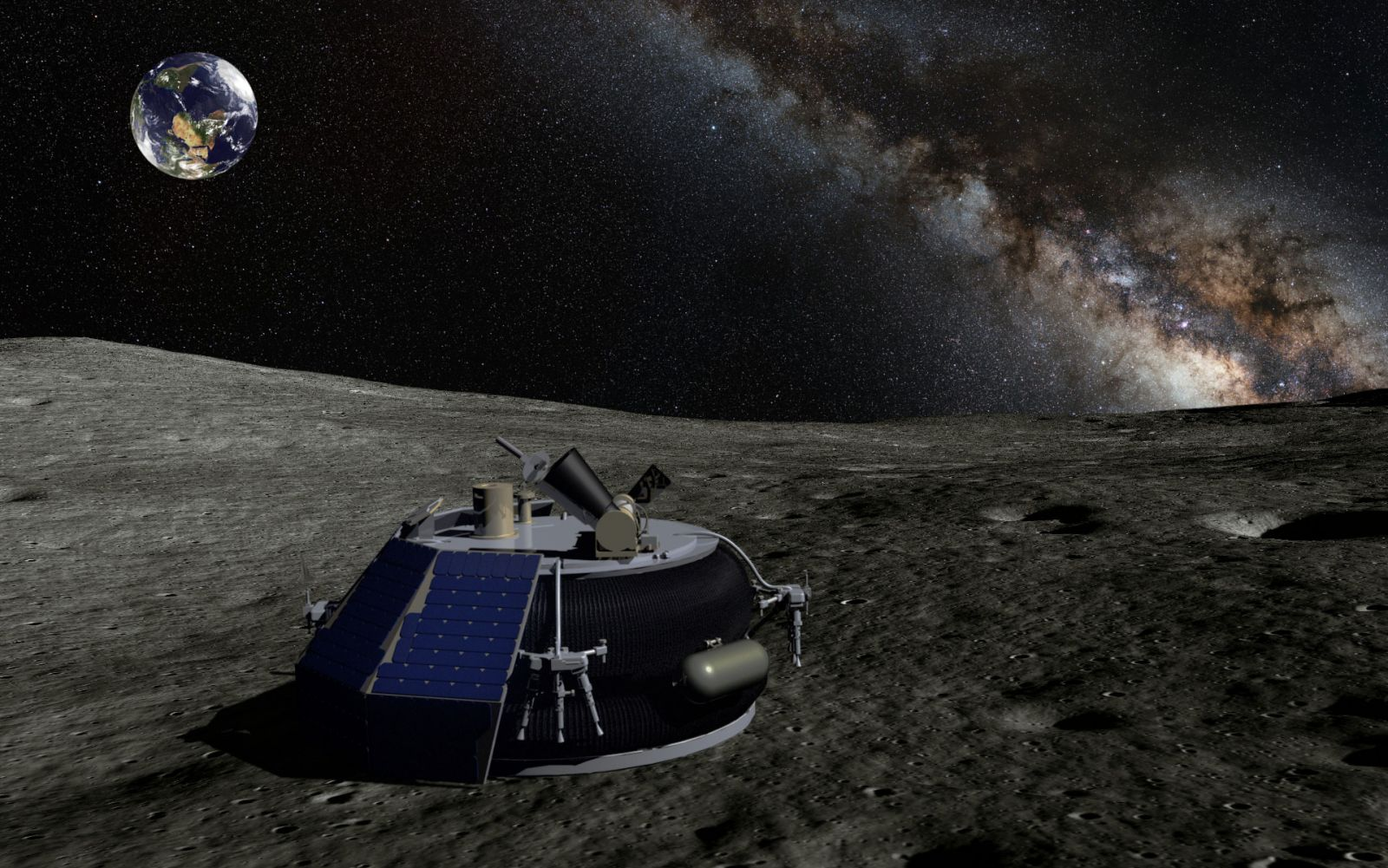 3 Private Moon Lander Concepts Make NASA's Short List
