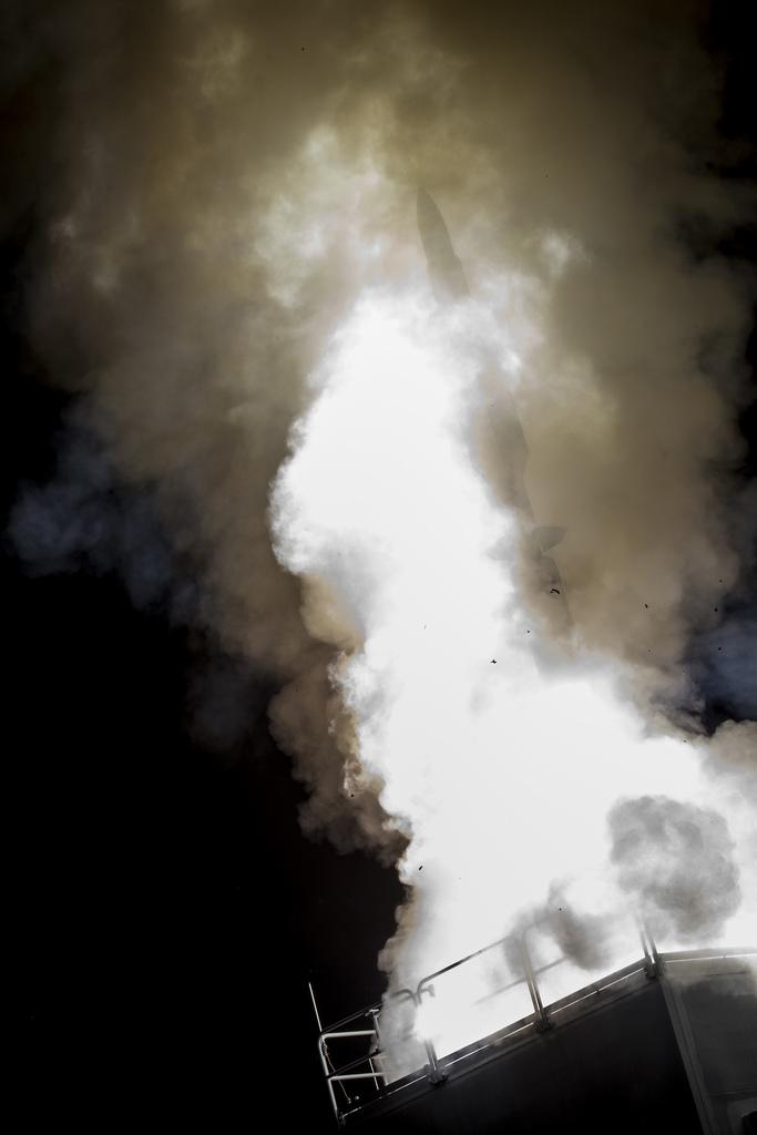 Aegis Ashore Launch #2