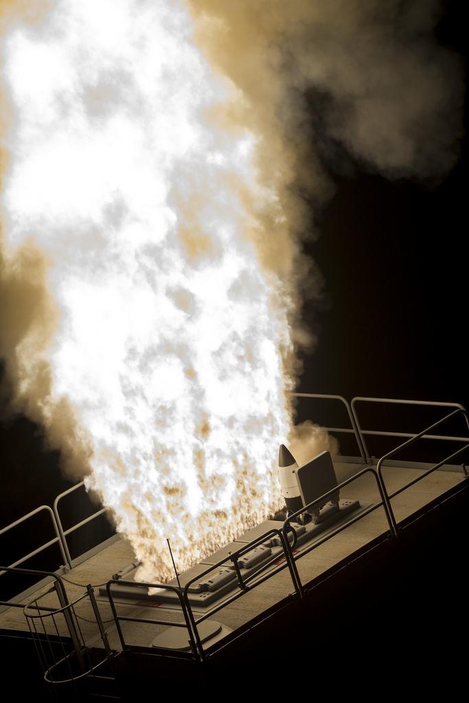 Aegis Ashore Launch #3