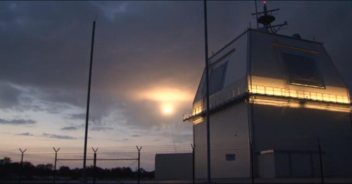 Aegis Ashore CTV-01 Controlled Test Vehicle Video #3