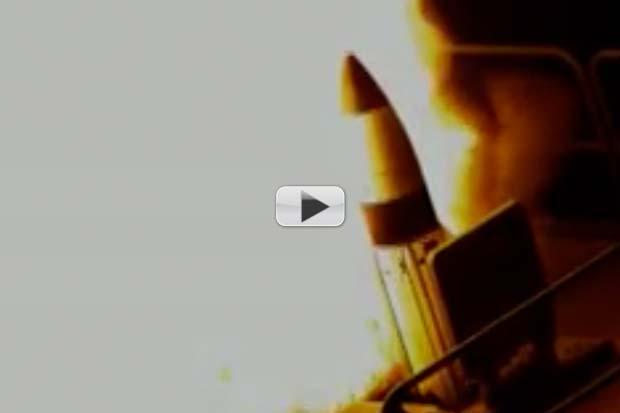 Land-Based Missile Defense Test Captured By DOD | Video