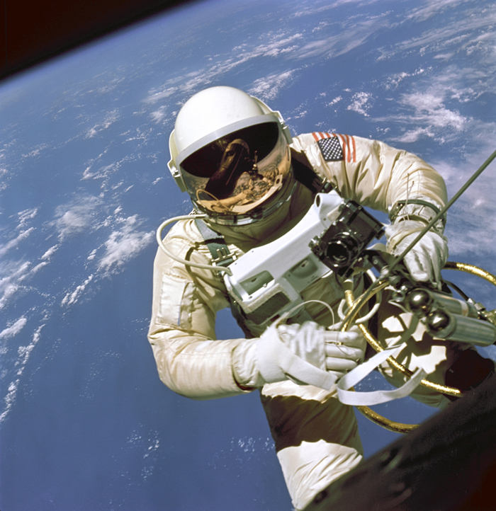 space history, nasa, eva