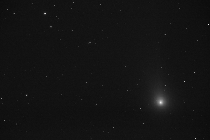 My Time With Comet Lovejoy (Op-Ed)