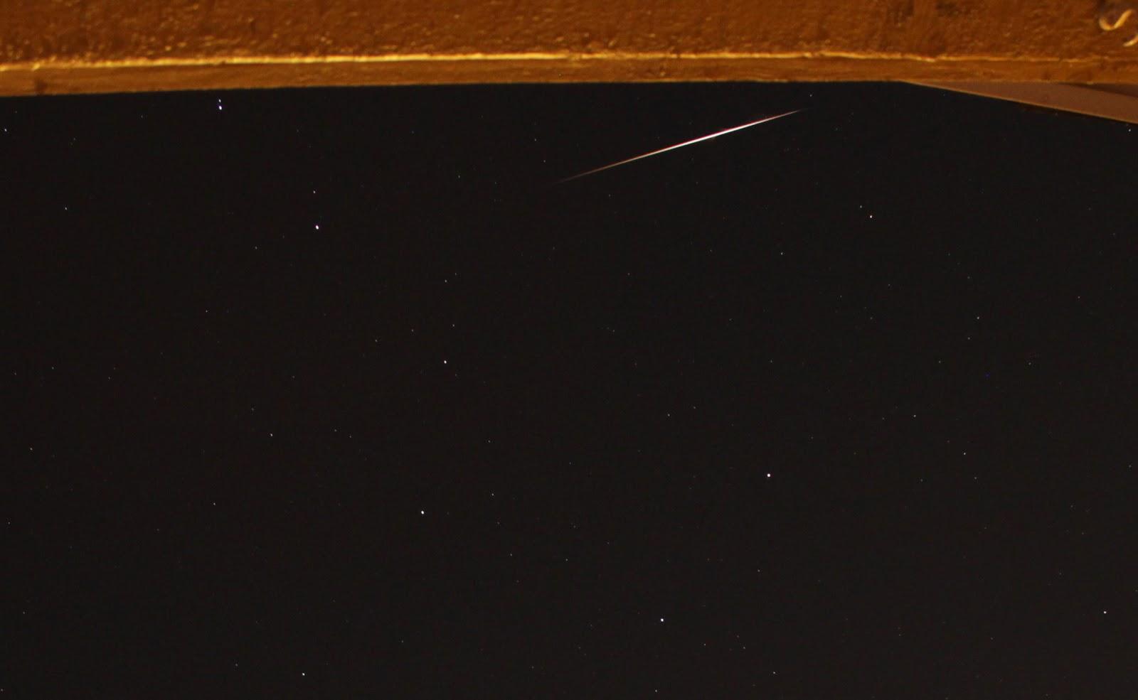 Camelopardalid Meteor Shower: Eric Teske