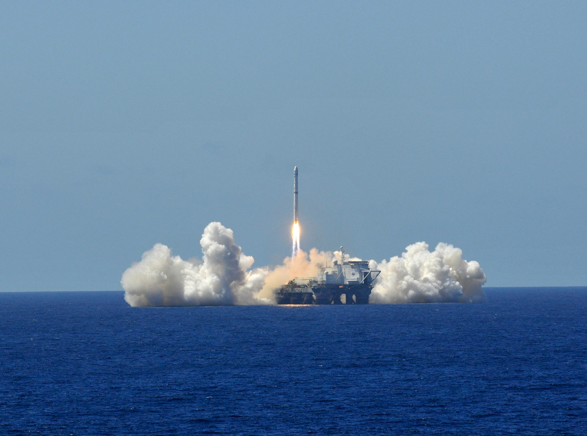 EUTELSAT 3B Satellite Launched