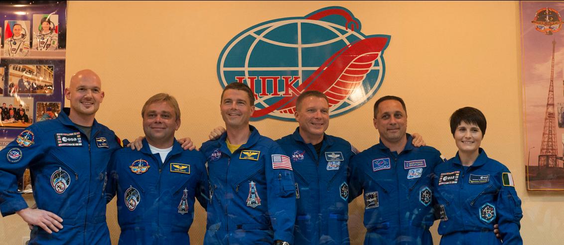 The Full Crew