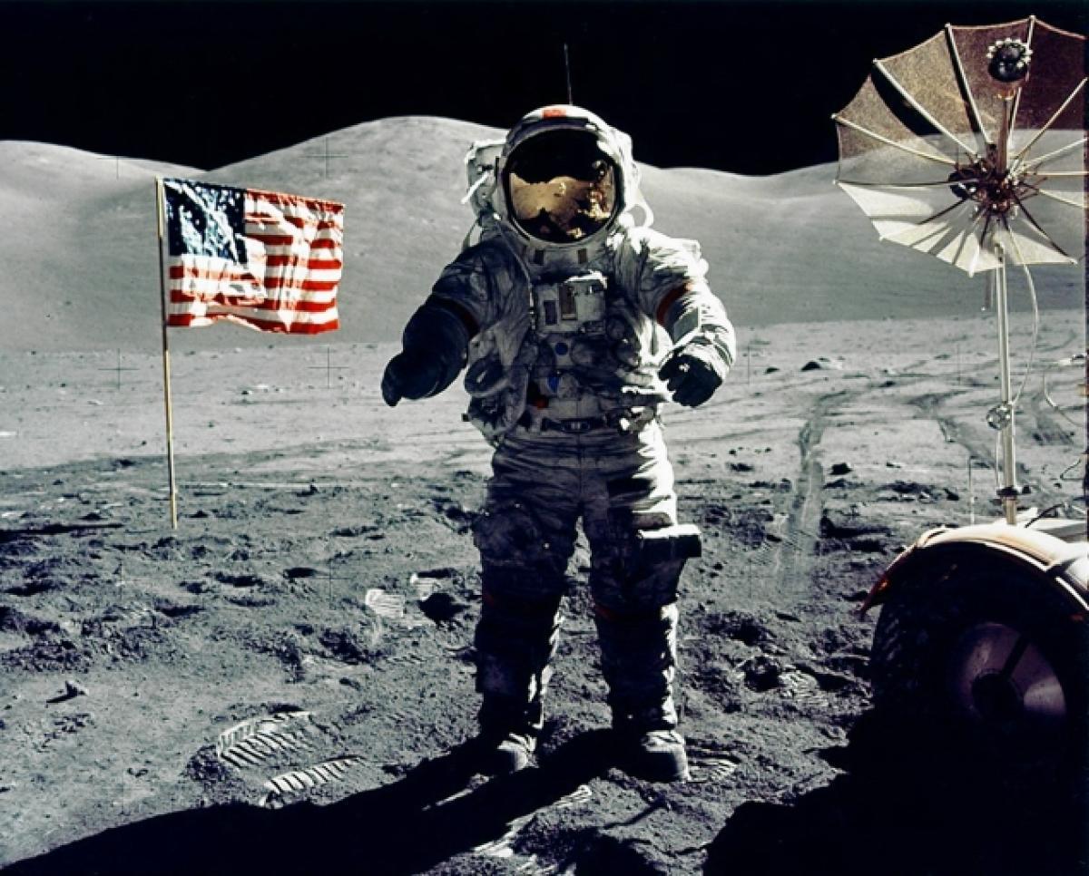 The Apollo Moonsuit