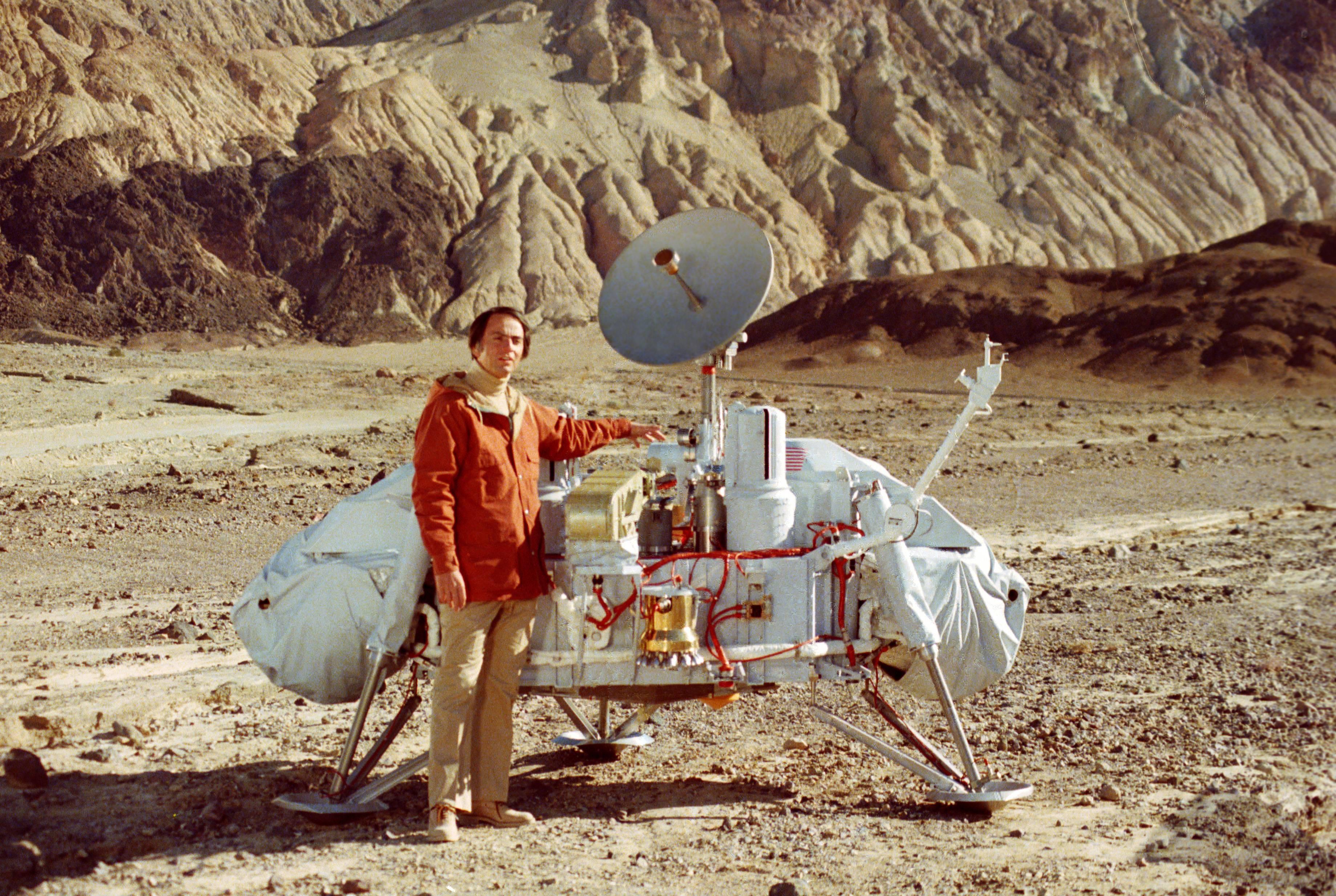 The Viking Mars Lander