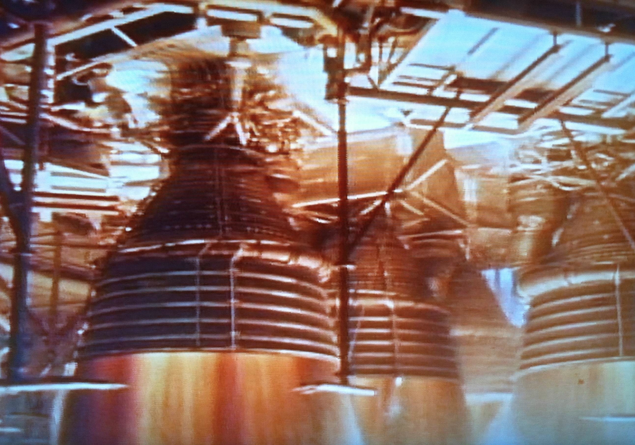 The F-1 Rocket Engine
