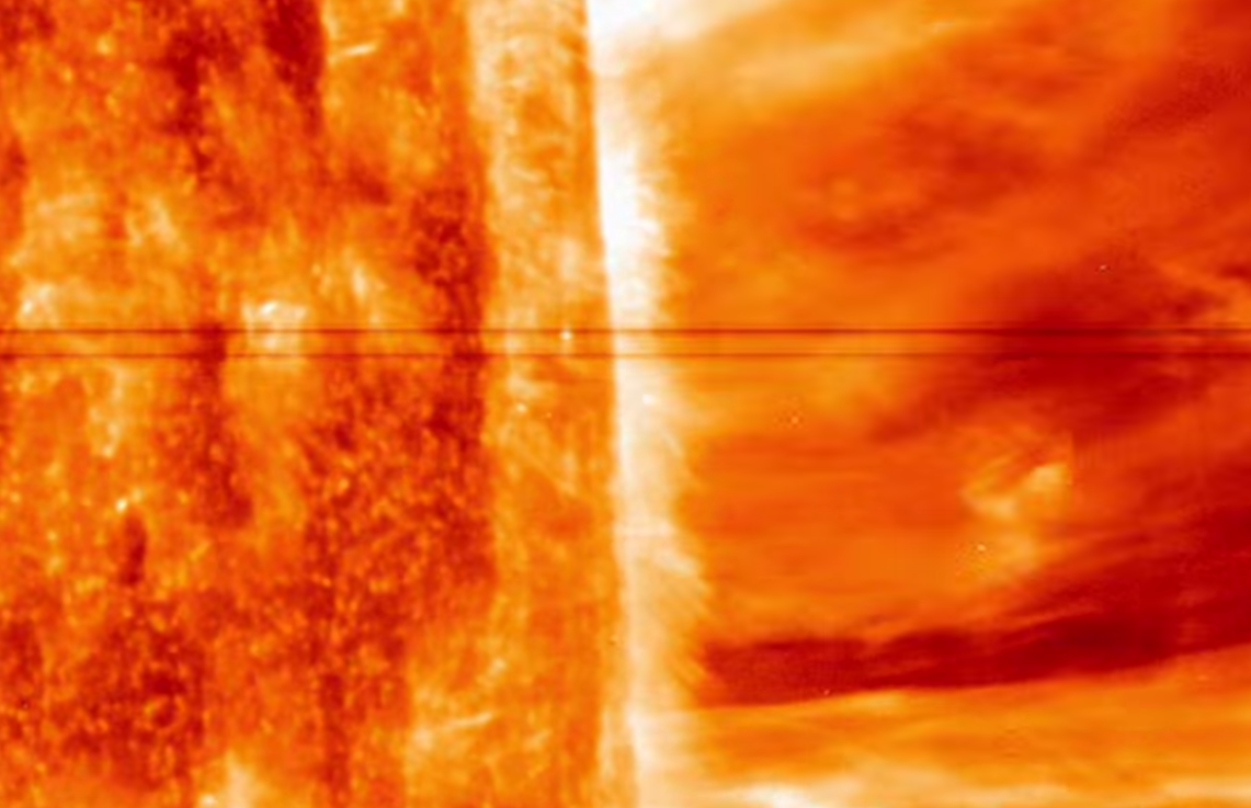 NASA Sees Spectacular Sun Eruption Like Never Before (Video)