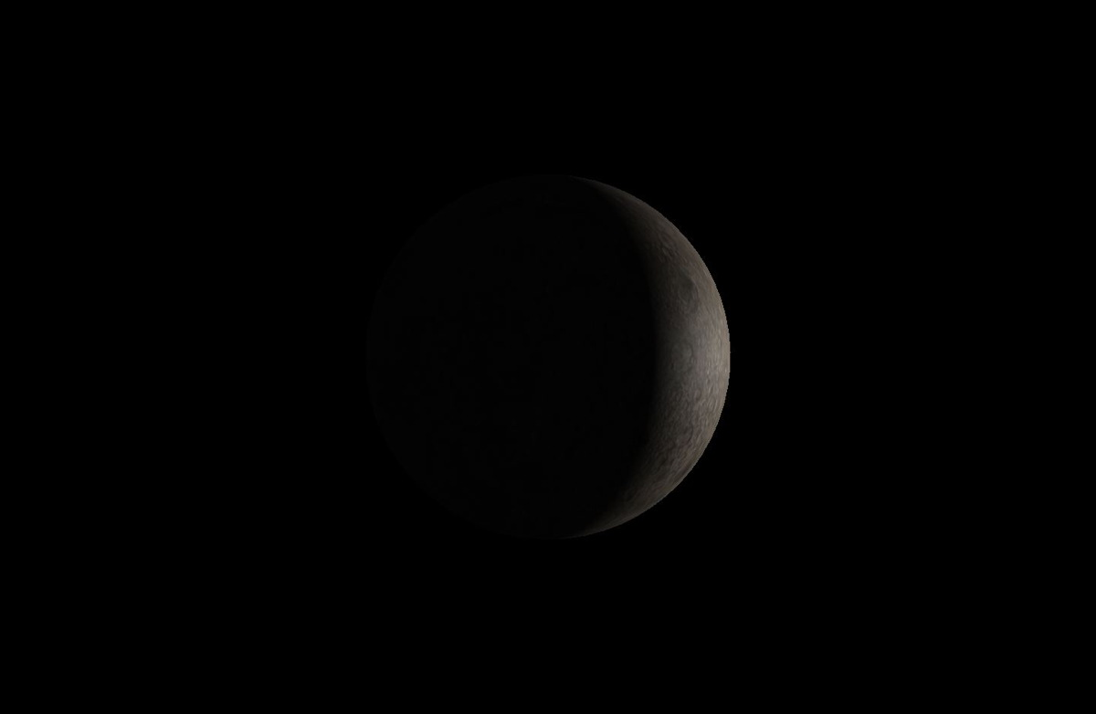 Mercury, June 2014