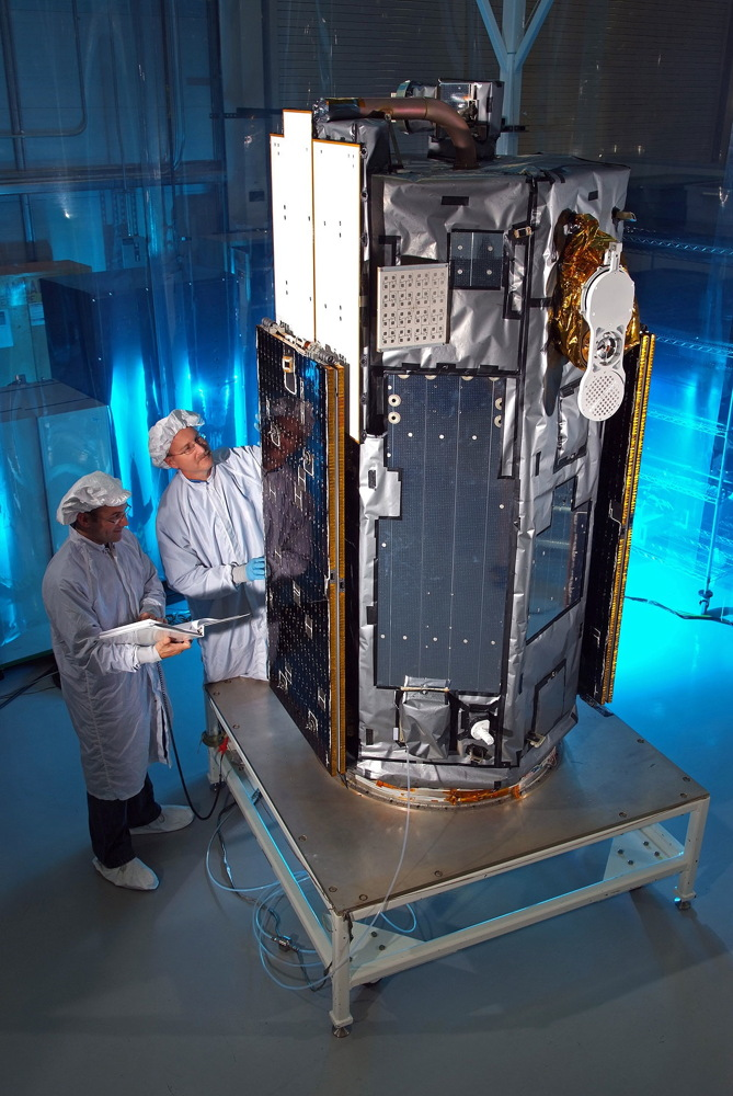 NASA's Global CO2 Surveyor